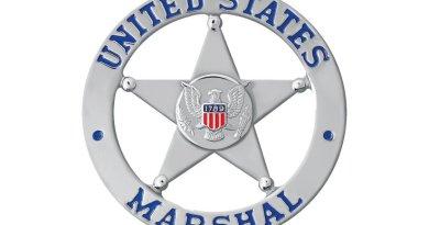 US Marshal badge