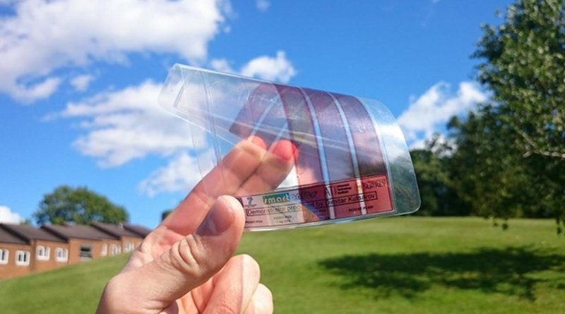 Solar cells operate by absorbing light first, then converting it into electricity. The most efficient cells needs to do this absorption within a very narrow region of the solar cell material. The narrower this region, the better the cell efficiency. The ability to strongly absorb light by these structures could pave the roadmap to higher cell efficiencies. Credit University of Surrey
