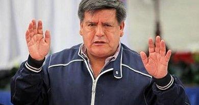 Peru's Cesar Acuna in 2015. Source: Wikimedia.