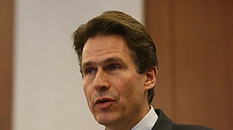 Gunnar Wiegand, Managing Director Asia And Pacific At EEAS
