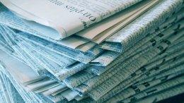 newspaper media news