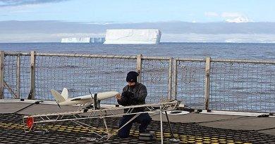HMS Protector UAV