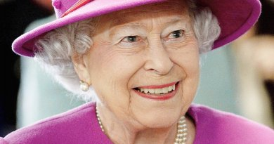 Queen Elizabeth II. Photo byJoel Rouse/ Ministry of Defence, Wikipedia Commons.