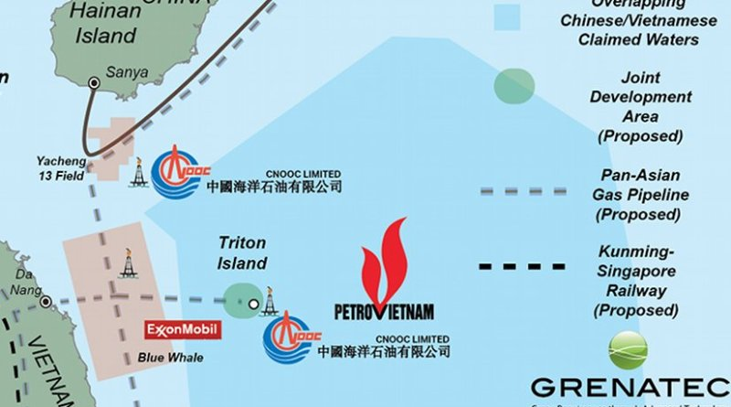 A Triton Island Vietnam/China Joint Development Area would create a precedent-setting example of cooperation in a territorially contentious area of the South China Sea