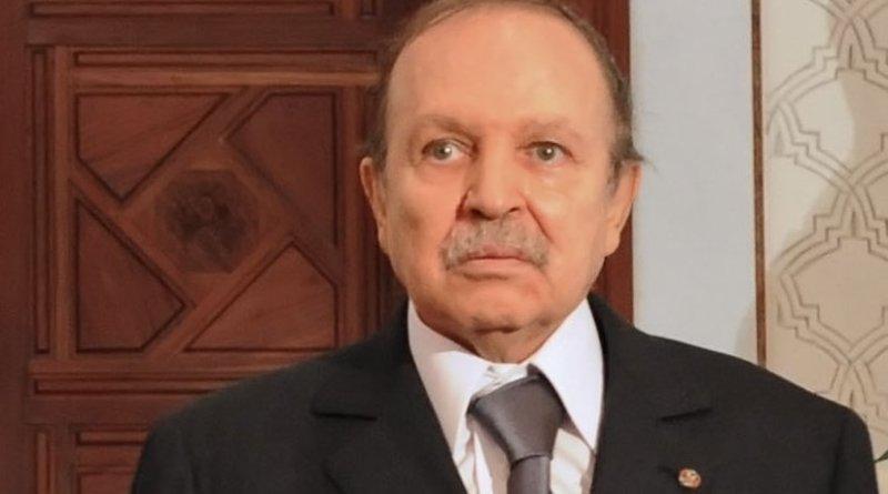 Algeria's Abdelaziz Bouteflika. Photo: Presidencia de la Nación Argentina, Wikipedia Commons.
