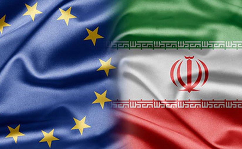 אייראפעאישע סאנקציעס אויף איראן