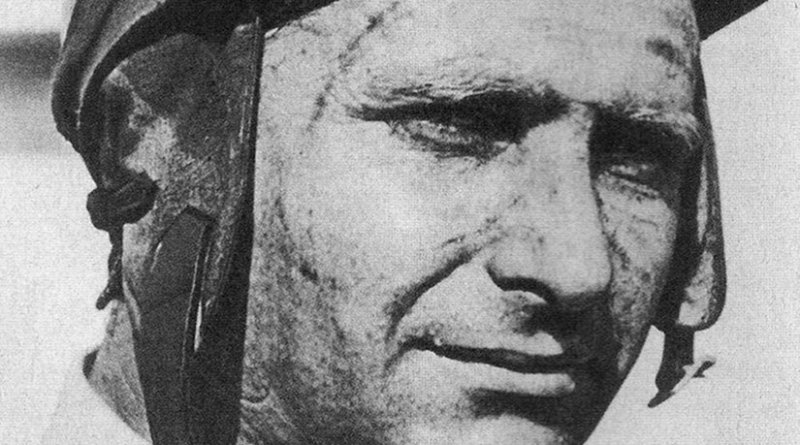 Argentine racer and world champion, Juan Manuel Fangio. Source: Wikipedia Commons.