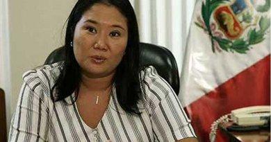 Peru's Keiko Fujimori. Photo Wikimedia Commons,