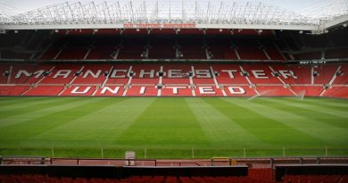 File photo of Old Trafford Stadium by André Zahn, Wikipedia Commons.