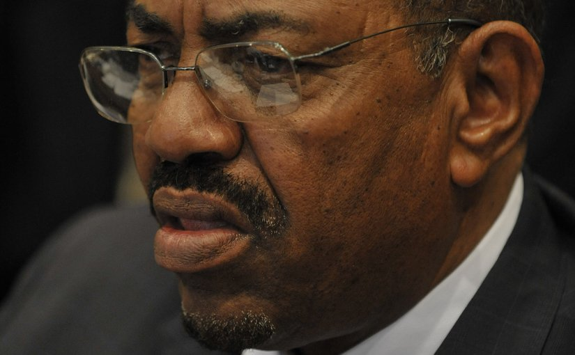 Sudan's Omar Hassan Ahmad al-Bashir. Photo Credit: U.S. Navy photo by Mass Communication Specialist 2nd Class Jesse B. Awalt