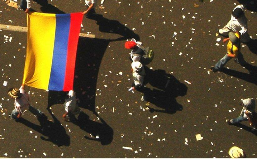Bandera. By Noalsilencio. Taken From Flikr