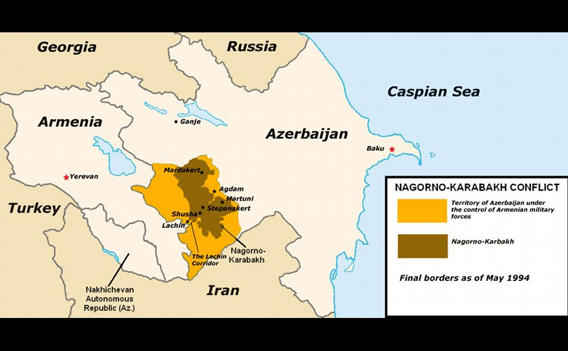 Why Is NagornoKarabakh Vital For Armenia OpEd Eurasia Review