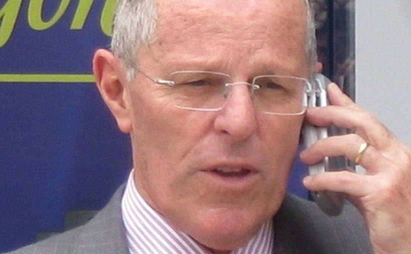 Peru's Pedro Pablo Kuczynski. Photo by Cestrada, Wikipedia Commons.