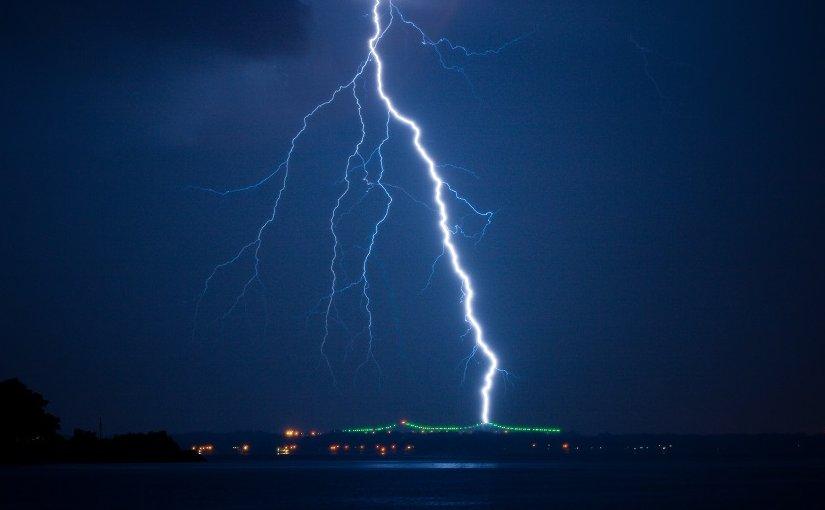 Thunderstorm - Photo credits: Sean McAuliffe