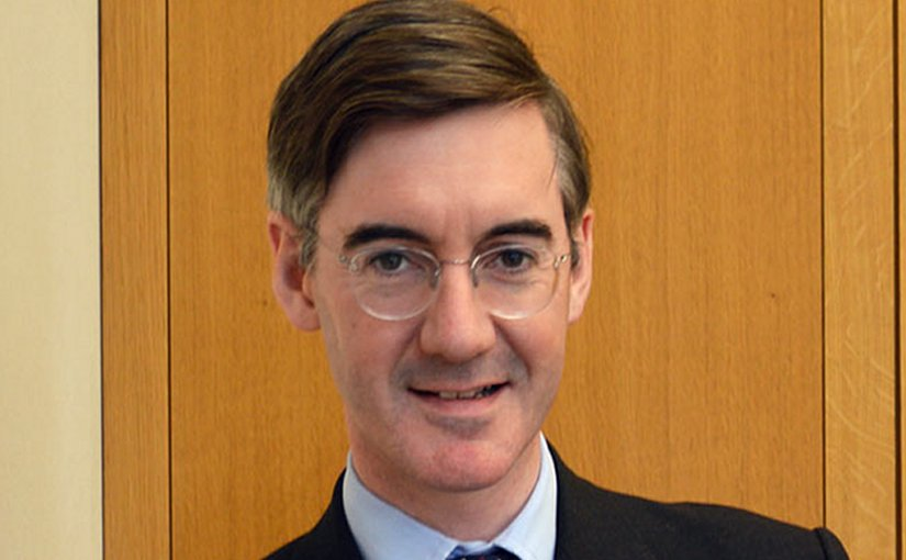 The United Kingdom's Hon Jacob Rees-Mogg MP. Photo by LadyGeekTV, Wikipedia Commons.
