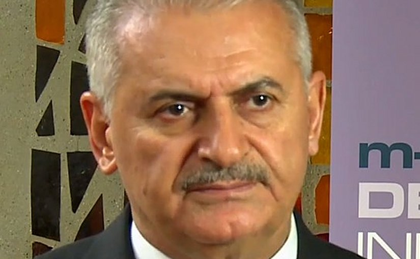 Turkey's Binali Yildirim. Photo Credit: ITU, YouTube, Wikipedia Commons.