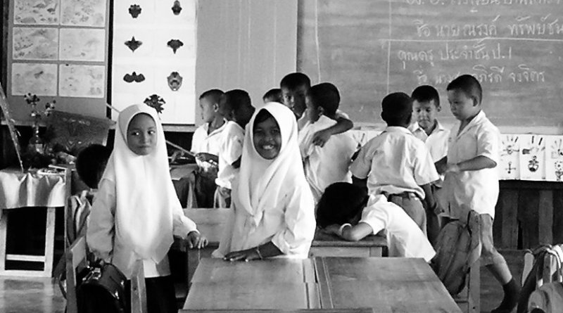 muslim schoolchildren school islam education