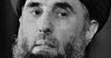 Afghanistan's Gulbuddin Hekmatyar. Source: Wikipedia Commons.