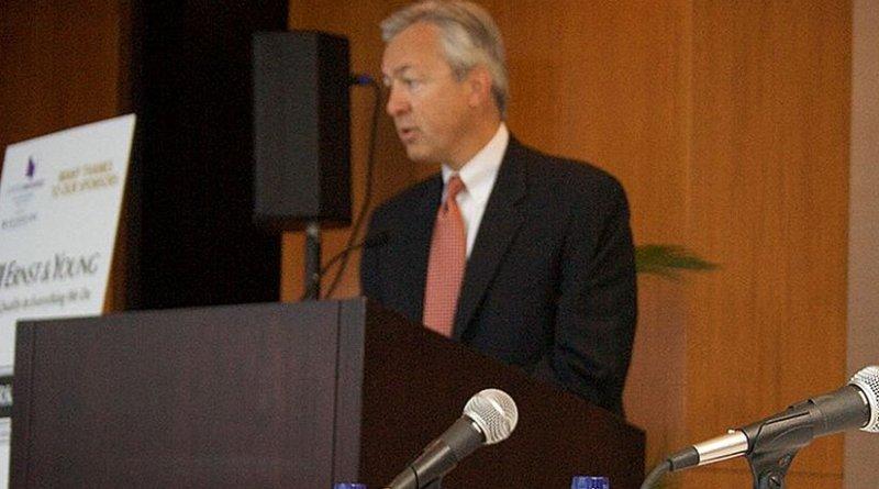 John Stumpf. Photo by John Ruckman, Wikipedia Commons.
