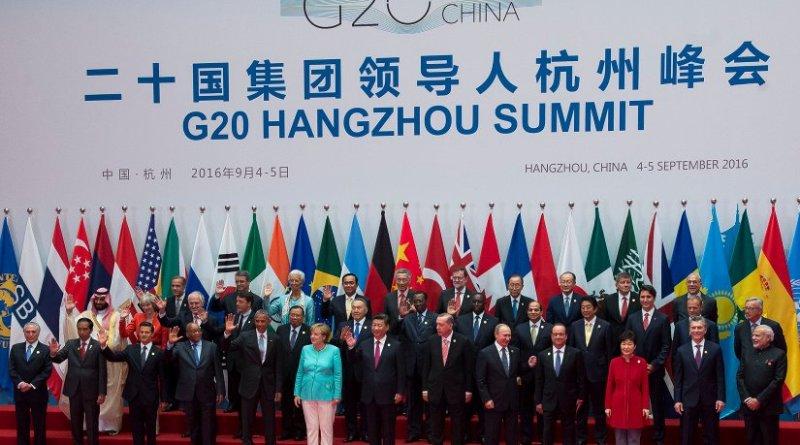 G20 Hangzhou Summit. Photo Credit: Casa Rosada (Argentina Presidency of the Nation), Wikipedia Commons.