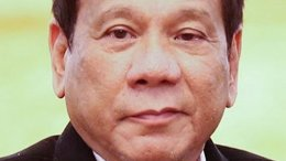 The Philippines' Rodrigo Duterte. Photo Credit: Presidential Communications Operations Office, Wikipedia Commons.