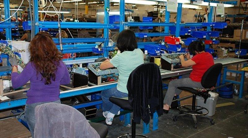 factory employment