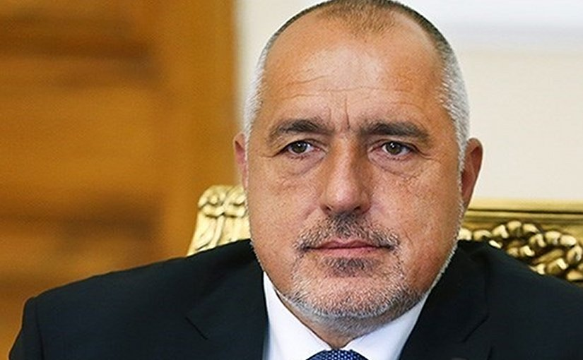 Bulgaria's Boyko Borissov. Photo by Mohammad Ali Marizad, Wikipedia Commons.
