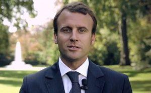 France's Emmanuel Macron. Photo by Claude Truong-Ngoc, Wikipedia Commons.