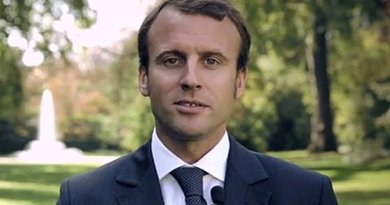 France's Emmanuel Macron. Photo by Claude Truong-Ngoc, Wikipedia Commons.