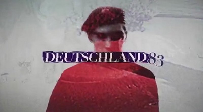 Deutschland 83. Source: Wikipedia Commons.