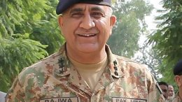 Pakistan's Lieutenant General Qamar Javed Bajwa. Photo by Qamar Hafeez, Wikipedia Commons.