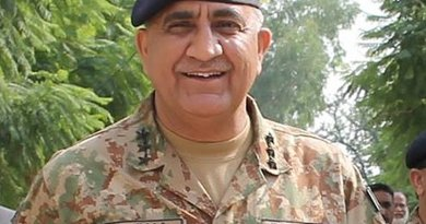 Pakistan's Lieutenant General Qamar Javed Bajwa. Photo by Qamar Hafeez, Wikipedia Commons.