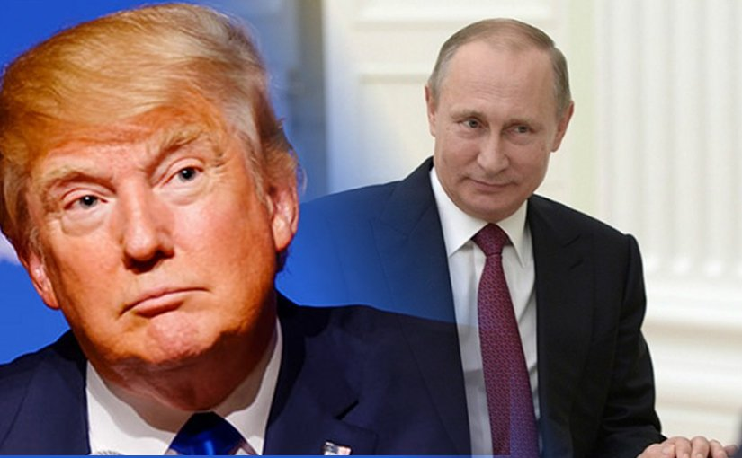 Putin And Trump Agree To Work Together Closely