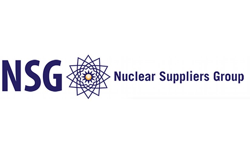 The NSG (Nuclear Suppliers Group) Logo