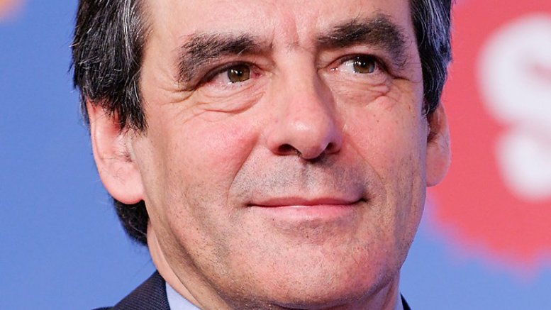 France's Francois Fillon. Photo by Marie-Lan Nguyen, Wikipedia Commons.