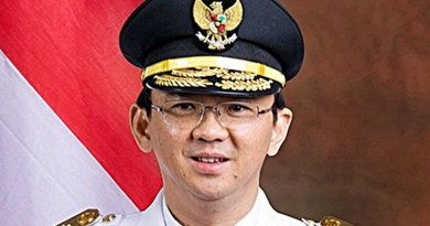 Indonesia's Basuki Tjahaja Purnama. Photo Credit: Goverment of the Province of Jakarta, Wikipedia Commons.