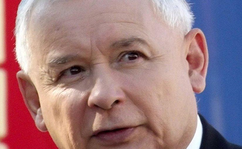 Poland's Jarosław Kaczyński. Photo by Piotr Drabik, Wikipedia Commons.