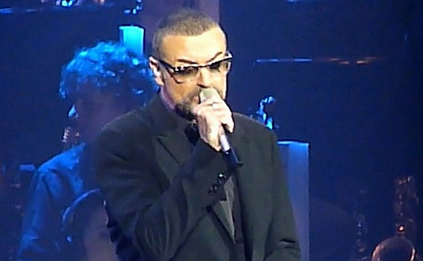 George Michael. Photo by Frantogian, Wikipedia Commons