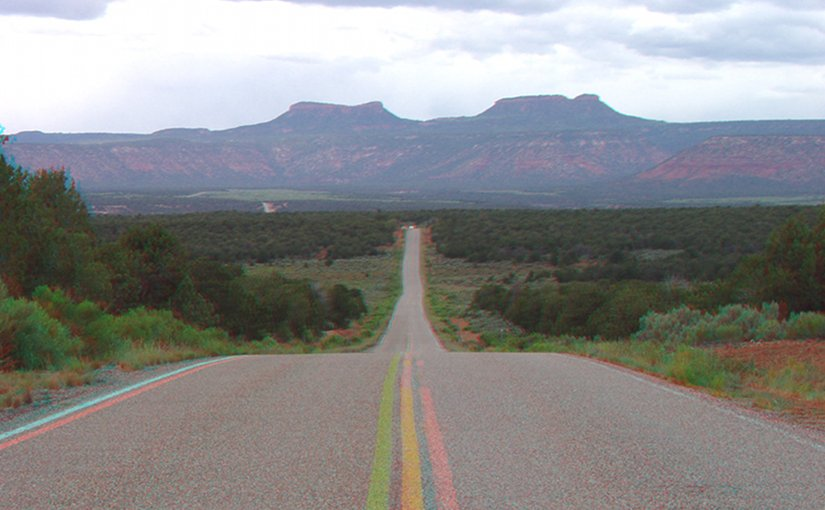 The Bears Ears from Utah Highway 261. Photo Credit: U.S. Geological Survey, Wikipedia Commons.