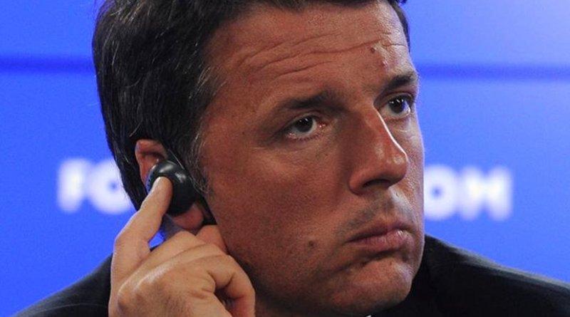 Italy's Matteo Renzi. Photo Credit. Kremlin.ru, Wikipedia Commons.