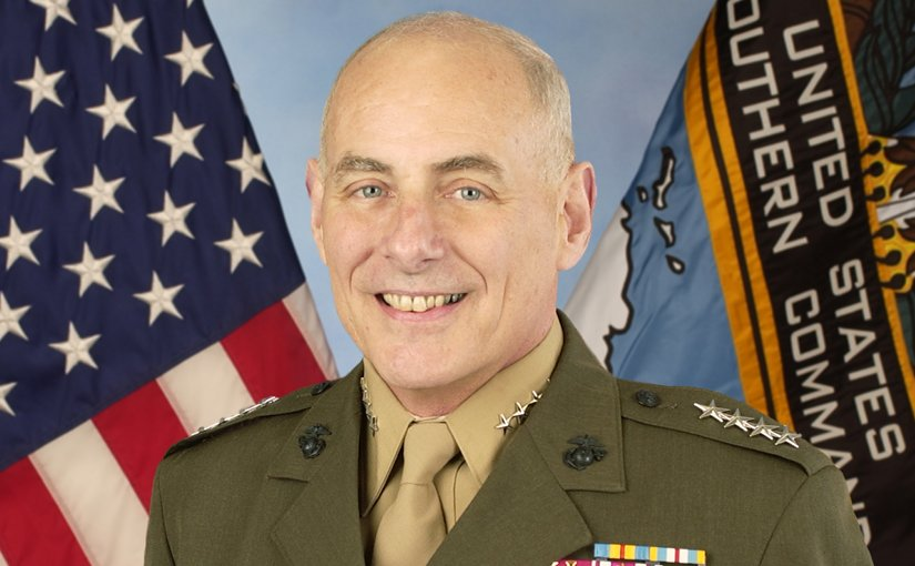 John Kelly. Source: US DoD, Wikipedia Commons.