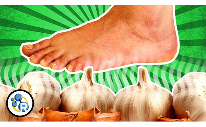 "Did you know you can ""taste"" garlic with your feet? Credit The American Chemical Society"