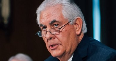 Rex Tillerson. Photo Credit: Office of the President-elect, Wikipedia Commons.