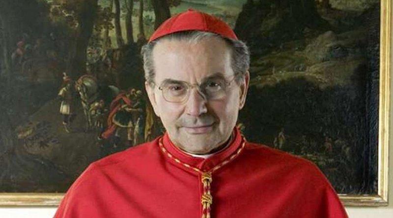 Cardinal Carlo Caffarra, emeritus Archbishop of Bologna.. Photo credit: CNA.