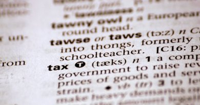 Tax (credit: Alan Cleaver, creative commons) https://www.flickr.com/photos/alancleaver/4121400351