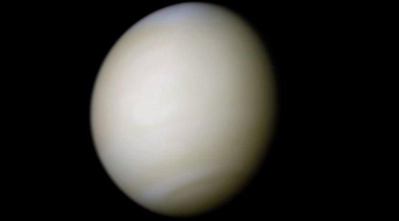 The planet Venus. Photo Credit. NASA, Wikipedia Commons.