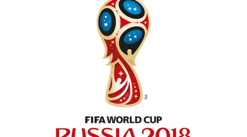 2018 FIFA World Cup in Russia.