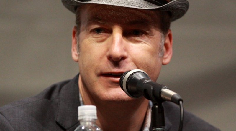 Bob Odenkirk plays title character Saul Goodman in Better Call Saul. Photo by Gage Skidmore, Wikipedia Commons.