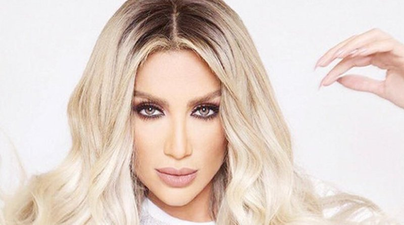 Maya Diab. Photo via Arab News.