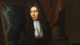 Robert Boyle. Painting by Johann Kerseboom - Chemical Heritage Foundation, Wikipedia Commons.